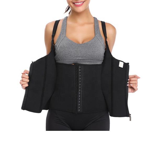 женщины женственный/Сексуальные полиэстер Bodysuit Моделирующее белье
