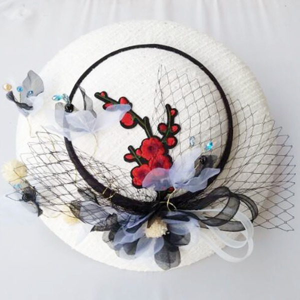 Dames Netto garen Fascinators