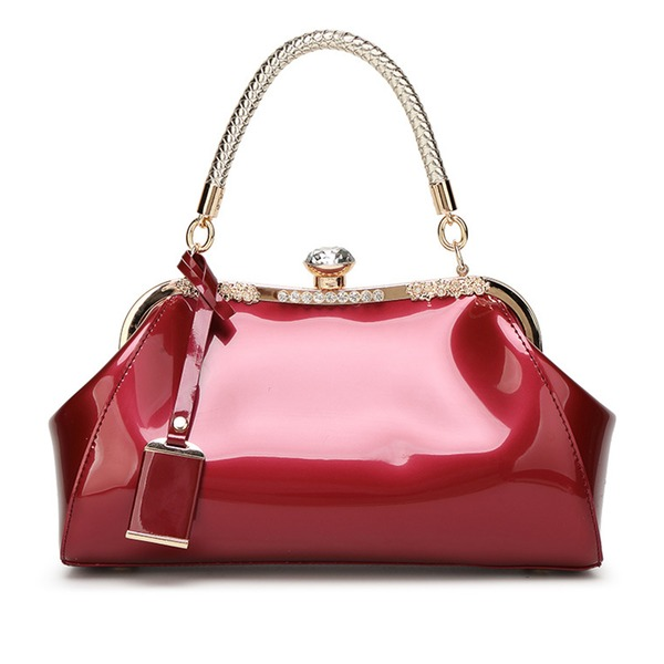 Gorgeous PU Clutches/Top Handle