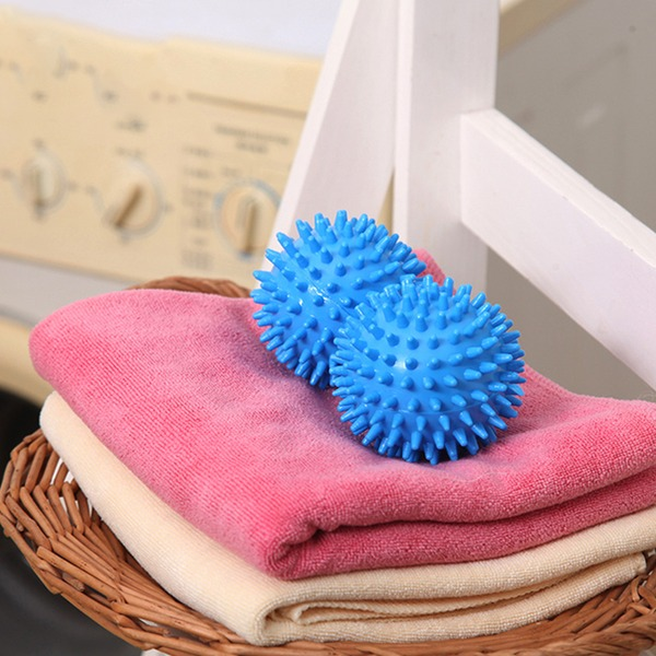Washing Ball Dryer Balls Keeping Laundry Soft Fresh Washing Machine Drying Fabric Softener (Set of 6)