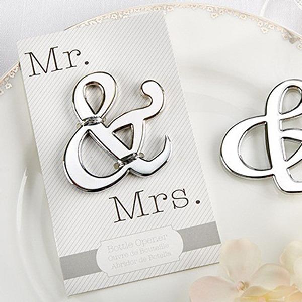 Nevěsta a ženich Otvíráky