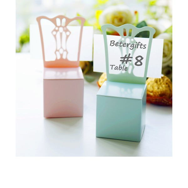 Classic Other paper Favor Boxes (Set of 12)