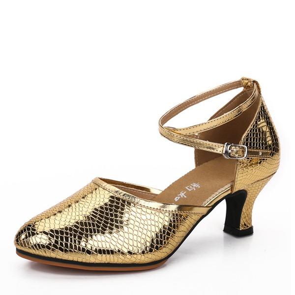 Donna Similpelle Tacchi Sala da ballo Scarpe da ballo