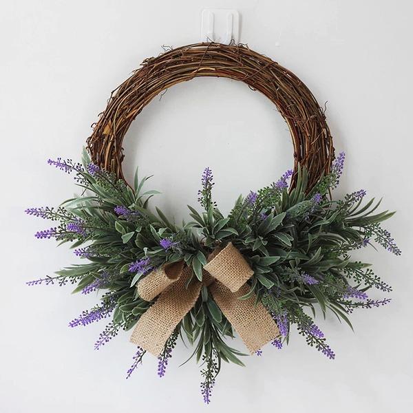 Simples/Clássico Redondo/Atraente Flores Artificiais Decorações de Casamentos