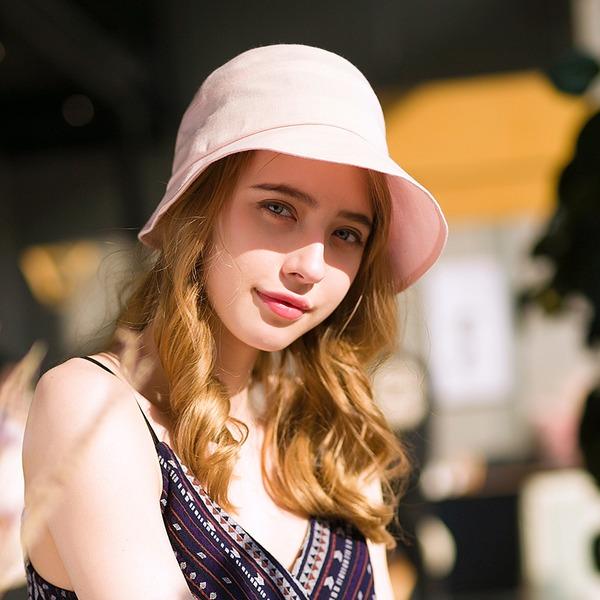 женские Мода/Классический/Уникальный/простой/Необычные хлопок флоппи-Шляпа