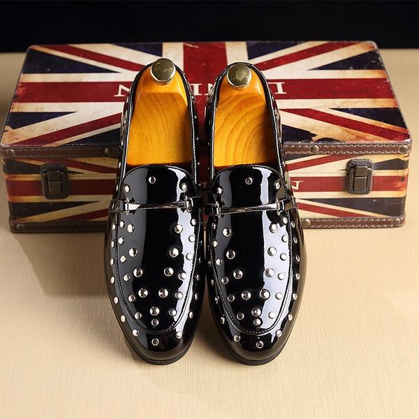 Mannen Microfiber Leer Horsebit Loafer Casual Loafers voor heren
