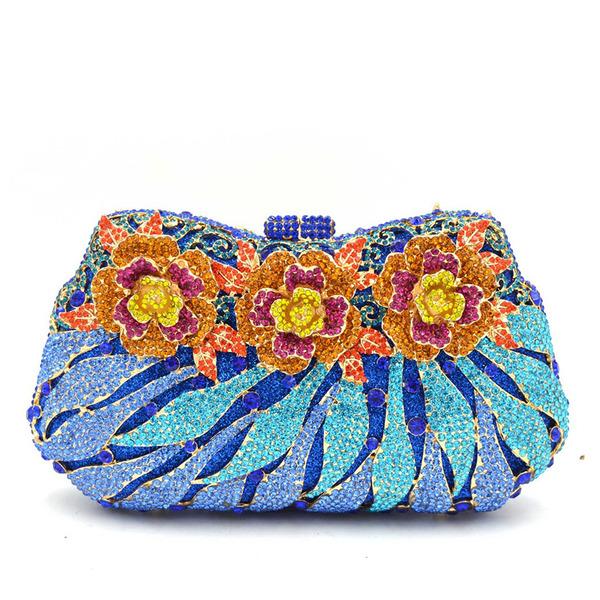 Elegant/Gorgeous/Refined Metal Clutches/Satchel/Evening Bags