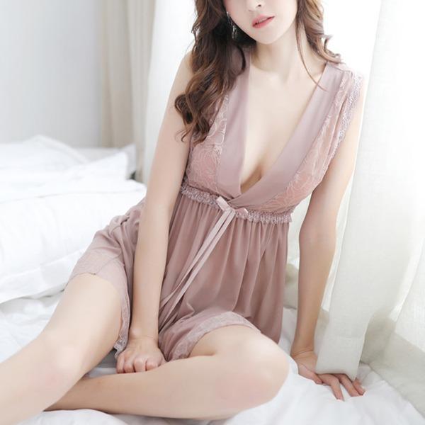 Chinlon Klasik Kadınsı Pijama mağazası