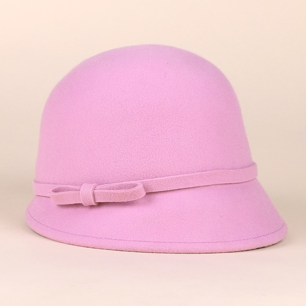 Ladies ' Eye-lov Vlna Bowler / Cloche Hat