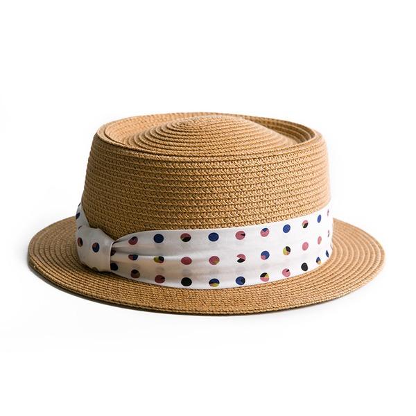 Dames Style Classique/Élégante Raphia paille Chapeau de paille/Chapeaux de plage / soleil