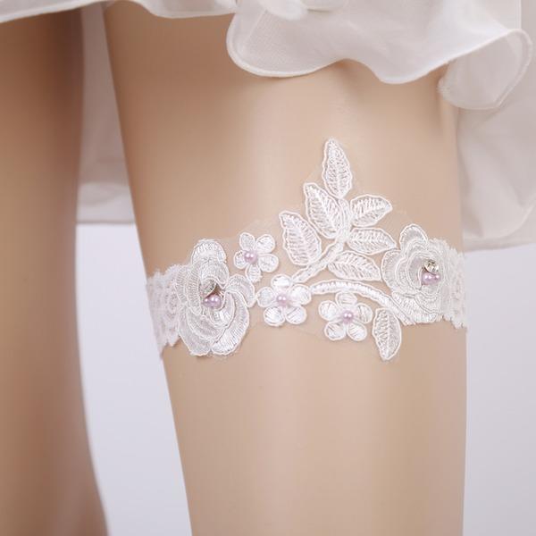 Elegant/Klassisk stil/Charmen bröllop Strumpeband
