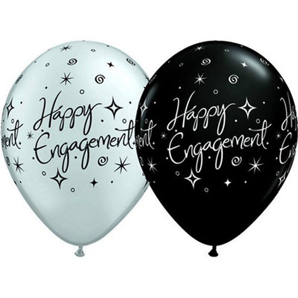 Klassisk stil Elegant Emulsion Ballong (sats om 20)
