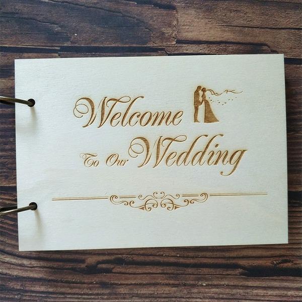 Elegant Guestbook