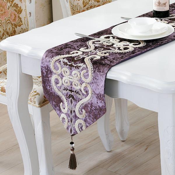 Toalhas Finas de Mesa Tecido Bonito Centros de mesa