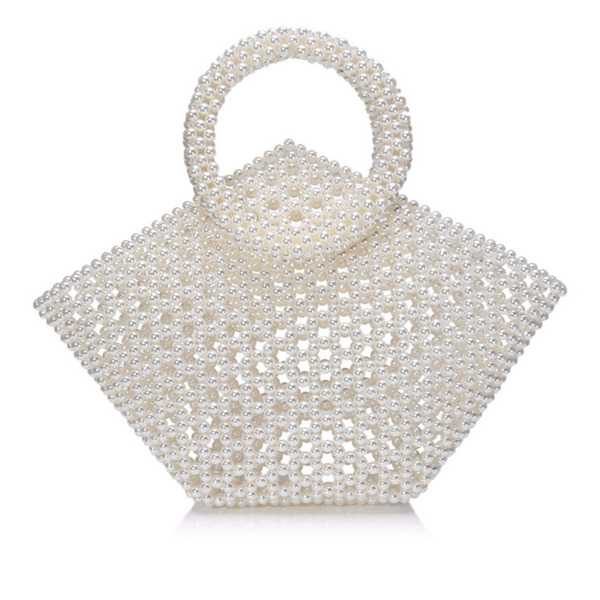 Elegant/Unique/Fashionable Beading Top Handle Bags/Evening Bags