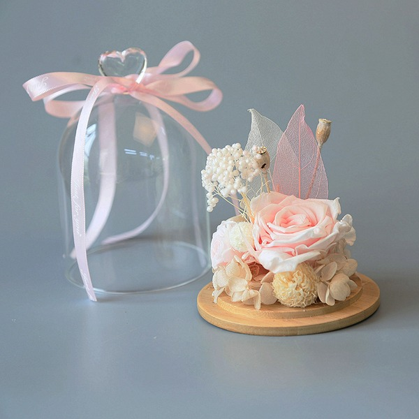 творческие подарки творческих шелковые цветы Элегантные Подарки