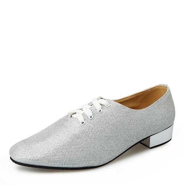 Femmes Similicuir Chaussures plates Latin Chaussures de danse