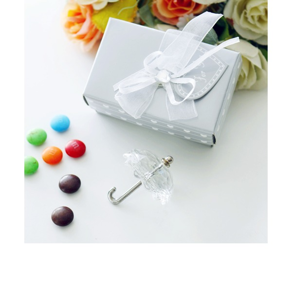 Lovely Crystal Creative Gifts With Ribbons (Sold in a single piece)