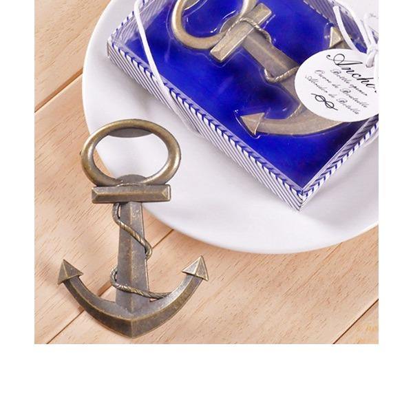 Havet/Strand tema Metal Flaskeåbnere (Solgt i en enkelt)