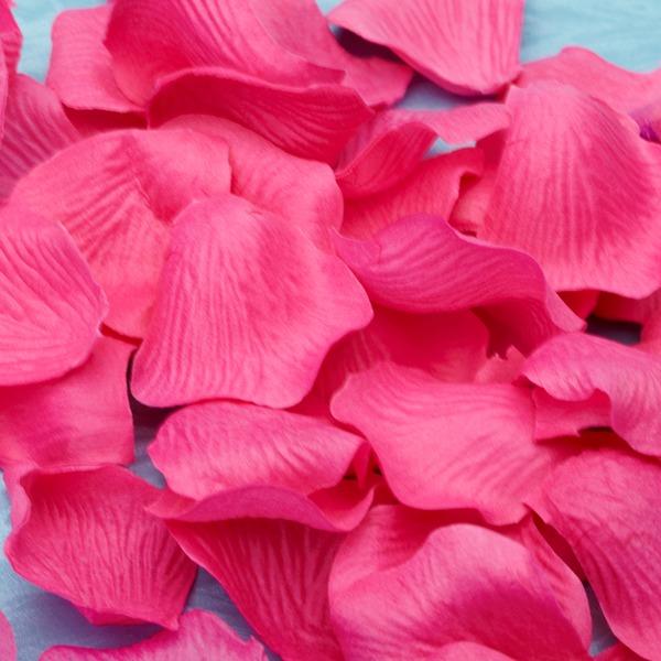 Fucsia Di rosa Petali (Set di 5 Packs)
