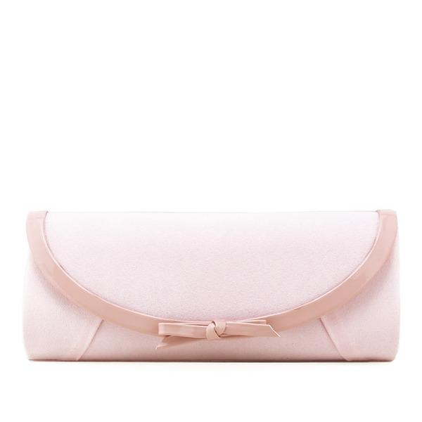 Mädchenhaft Samt/PU Handtaschen