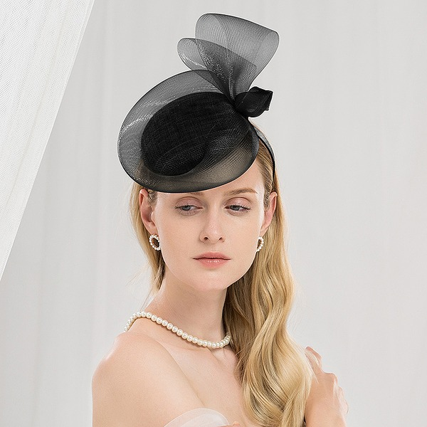 Damene ' Høy Kvalitet/Romantisk/vintage stil Cambric Fascinators/Tea Party Hats