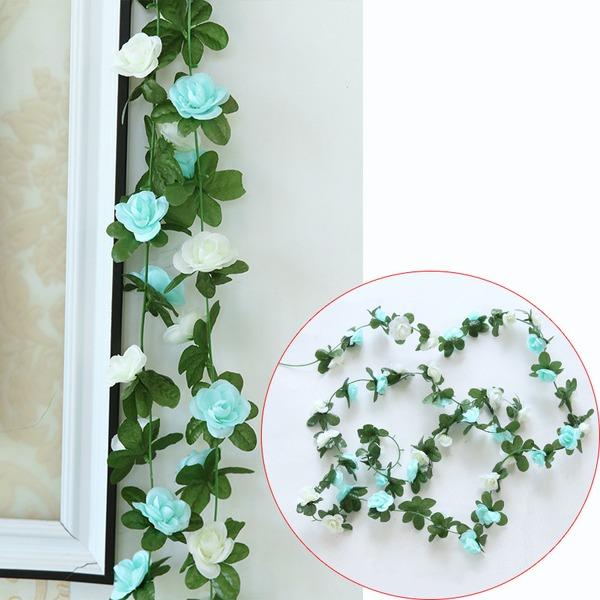 Flower Vine Attractive Silk Flower Artificial Flowers (Sold in a bunch)