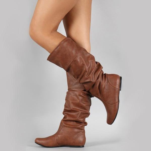 Naisten Keinonahasta Matala heel Kengät jossa Muut kengät