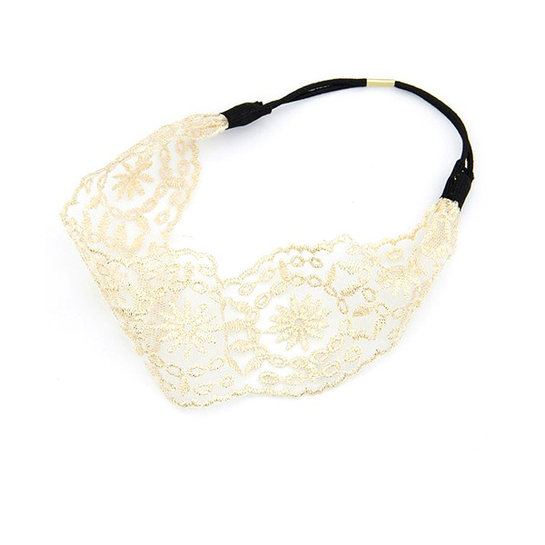 Amazing Lace Headbands