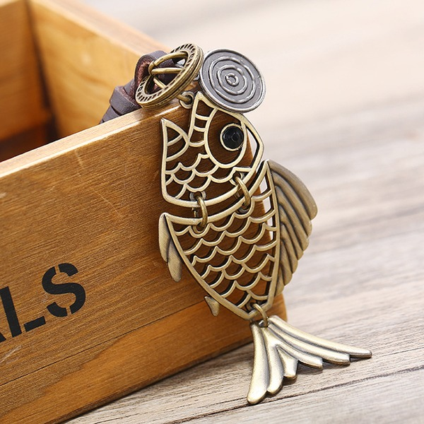 Classic/Lovely Fish design Alloy/Iron Keychains