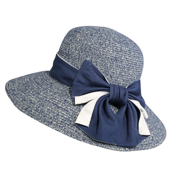 Bayanlar Basit/Güzel/Fantezi Polyester Ile İlmek Plaj / Güneş Şapkaları