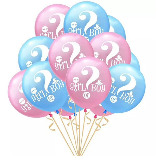 Pěkný Sladký Emulze Balón (Sada 20)