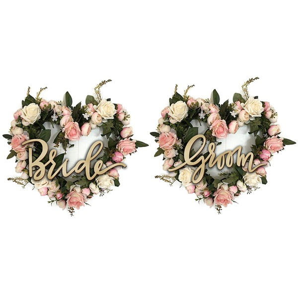 Nice/Beautiful Nice/Lovely/Pretty/Beautiful Wooden Wedding Ornaments/Decorative Accessories (Sold in a single piece)