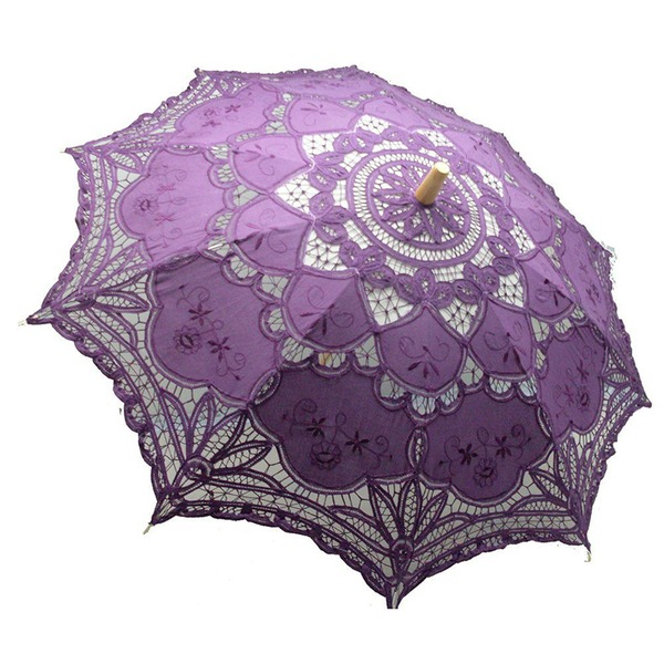 Lace Wedding Umbrellas/Sunshades