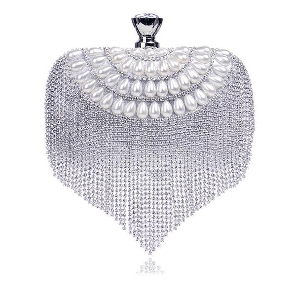 Elegant Kristall / Strass/Legierung Handtaschen