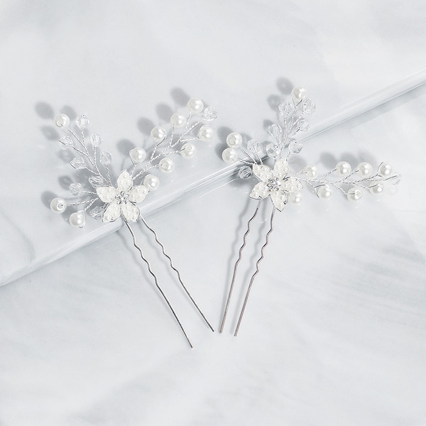 Ladies Crystal/Rhinestone Combs & Barrettes