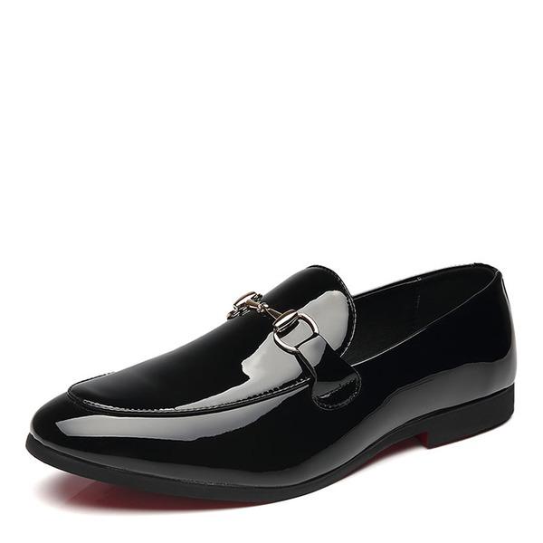 Mannen Kunstleer Horsebit Loafer Casual Loafers voor heren
