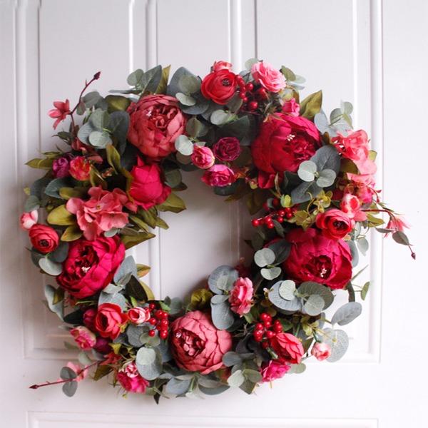 Outdoor mooi elegant klassiek zijde bloemen Huisdecoratie verkocht in een single