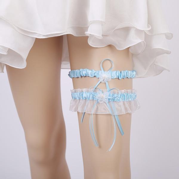 2-Delt/Elegant bryllup Strømpebånd