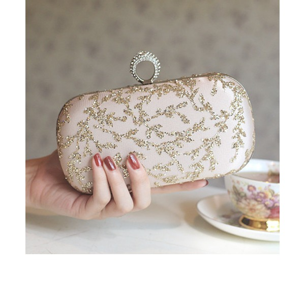 Refined PU Clutches/Satchel