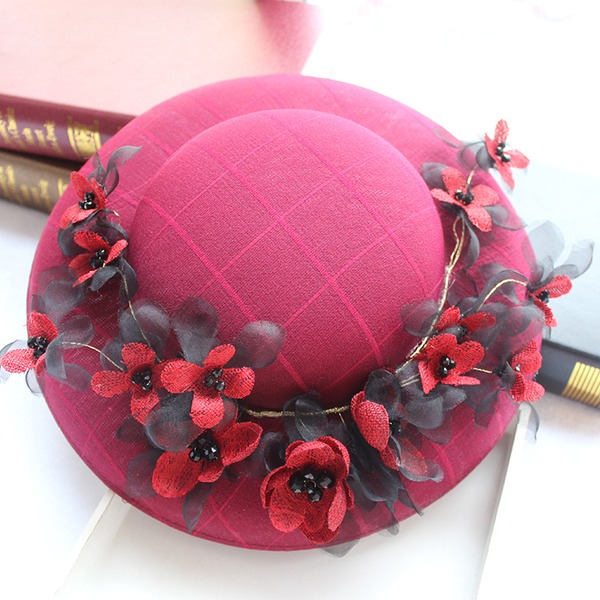 Dames Katoen Fascinators