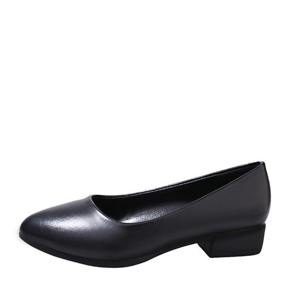 Mulheres PU Sem salto Sem salto Fechados com Outros sapatos