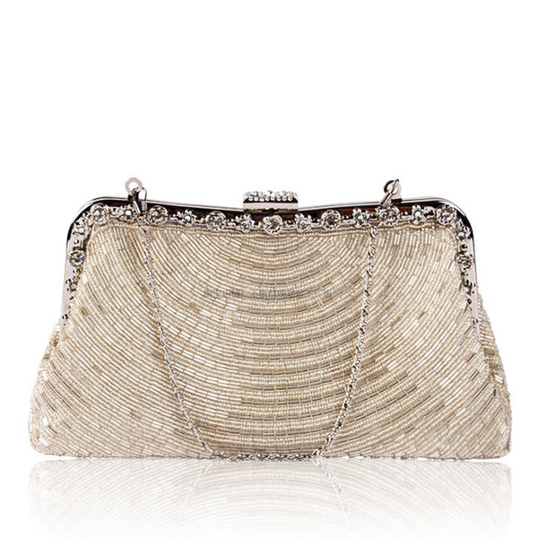 Gorgeous Polyester Clutches/Evening Bags