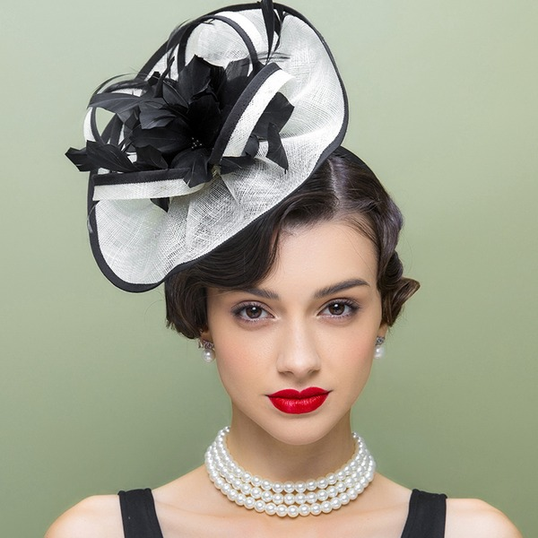 Ladies' Glamourous/Elegant/Eye-catching/Pretty Cambric Fascinators