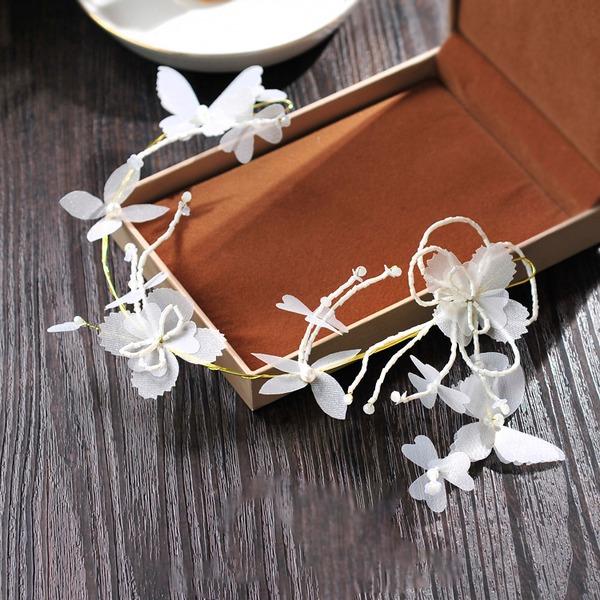 Damen Schöne Seide Blumen Stirnbänder (In Einem Stück Verkauft)