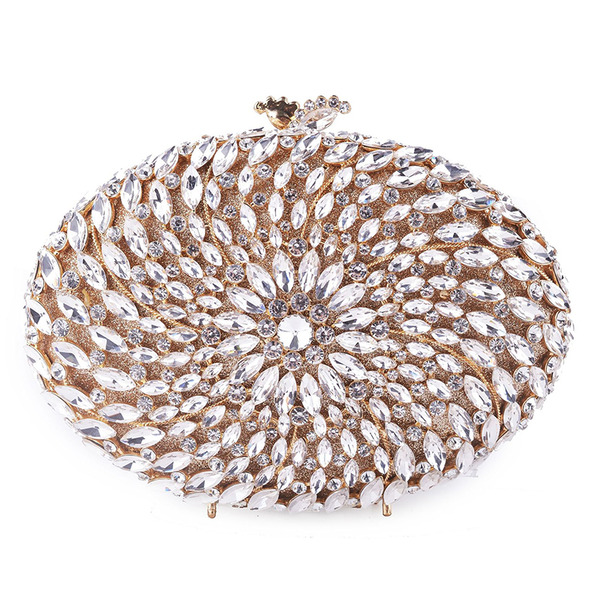 Elegant/Gorgeous/Refined Metal Clutches/Evening Bags