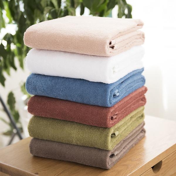 Tradicional / Clásico elegante Algodón Baño en la cama (3pcs: 1 toalla de mano 1 toalla de cara 1 toalla de baño)