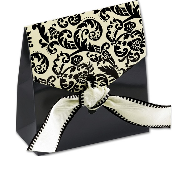 Creative/Classic/Simple Other Card Paper Favor Boxes (Set of 12)