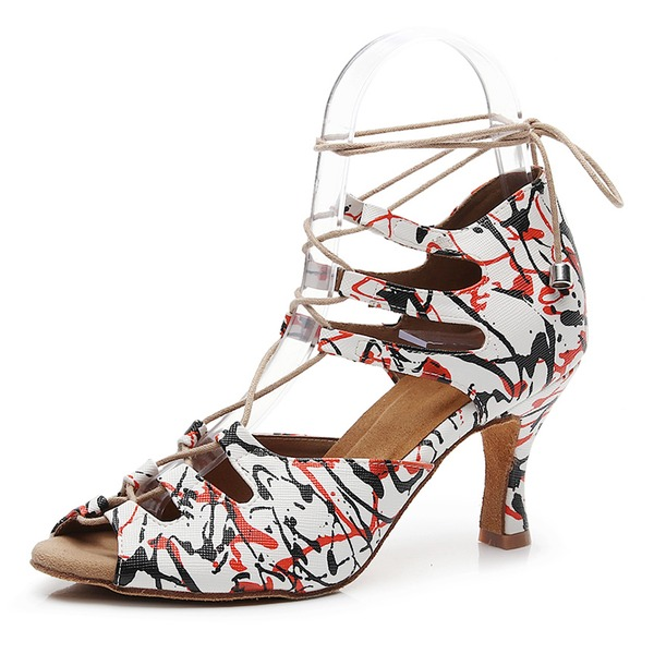 Vrouwen PU Stiletto Heel schoenen