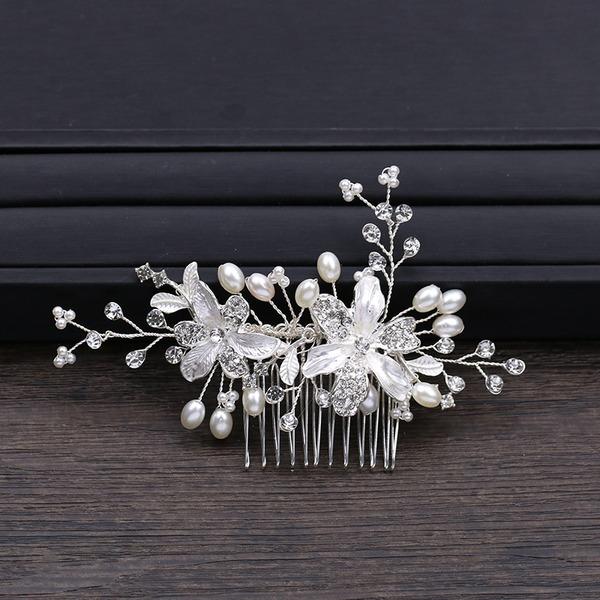 Abbigliamento donna Elegante lega Pettine & clip di capelli (Venduto in un unico pezzo)